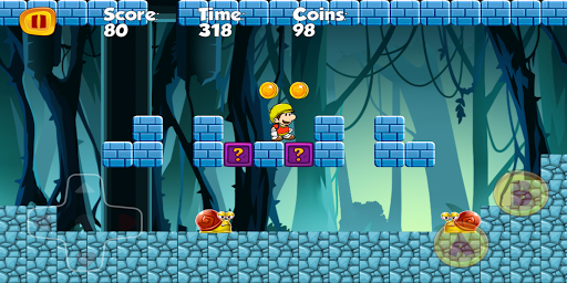 Jungle World of dario Adventure android2mod screenshots 4
