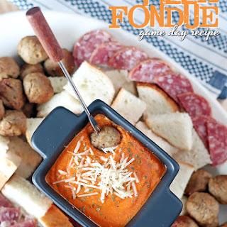 Pizza Fondue Recipe