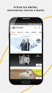 Privalia - Outlet de moda con ofertas de hasta 70% Screenshots