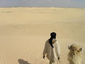 Photo: Z wysokości wielbłąda.
