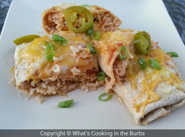 Jalapeno Popper Mini Burritos Recipe