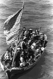 Image result for boat people vietnam