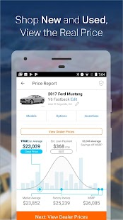 TrueCar: The Car Buying App - Find New & Used Cars- screenshot thumbnail
