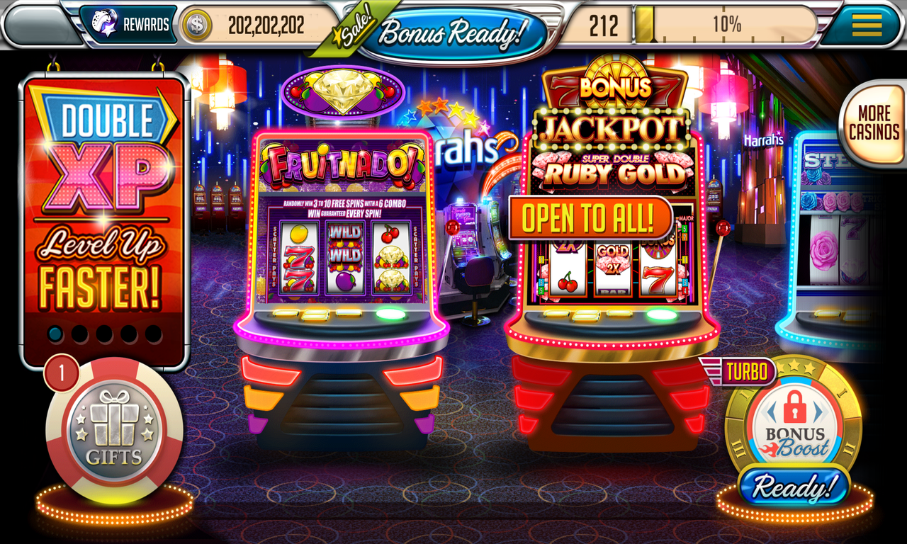 downtown slots free coins