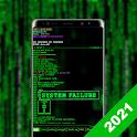 Hacker Launcher -- Aris Hacker Theme icon
