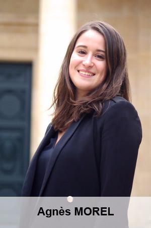Découvrir le profil d'Agnès MOREL