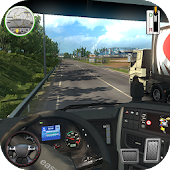 Grand Truck Sim - Euro Truck Cargo 2019 Android APK Download Free By Second World Studio