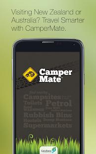 CamperMate - náhled
