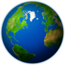 View Earth From Here Icon