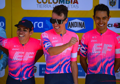 Education First zet jonge Colombiaan naast ervaren Colombiaan in Tourselectie