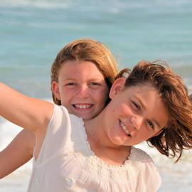 Beach Portrait by Jesse Thrush - Babies & Children Child Portraits (  )