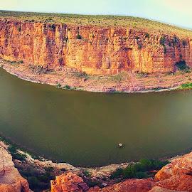Grand canyon of india.. by Vishal Mahajan - Landscapes Waterscapes