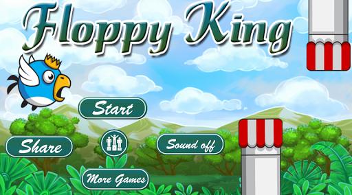 Floppy King