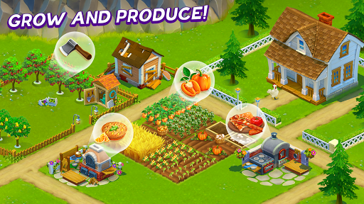 Golden Farm : Idle Farming Game screenshots 3