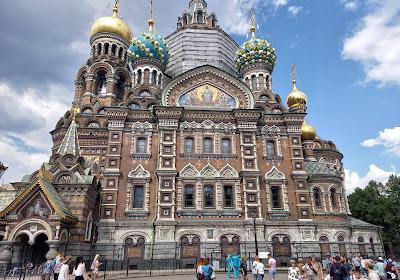 📷 La Fanzone de St-Petersbourg attend les supporters belges !