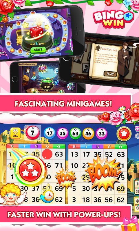 bingo win online