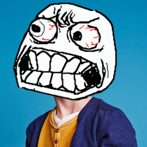 Meme Faces: Rage Comics Maker Icon
