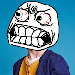 Meme Faces: Rage Comics Maker Icon