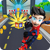 Subway Ejen Ali Rush: Run, Dash & Jump Subway Game