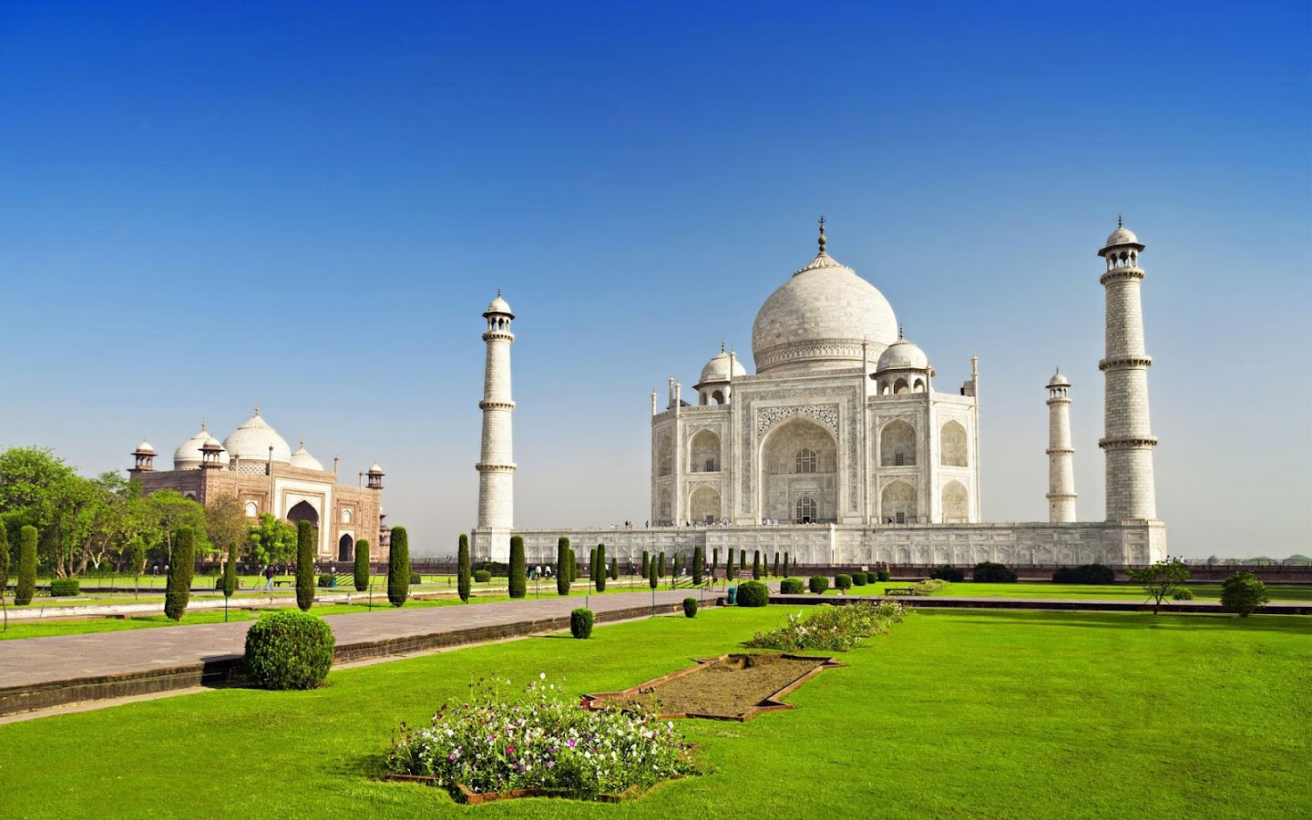 Taj Mahal Live Wallpaper- screenshot