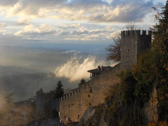 Castello di San Marino di Valentina Fazzini