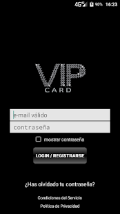 VipCard- screenshot thumbnail