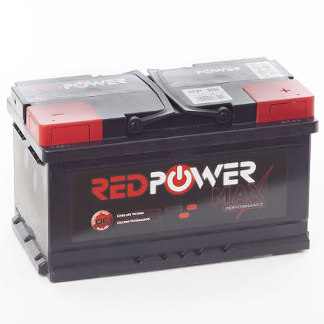 RED POWER 660 AH 510 CCA