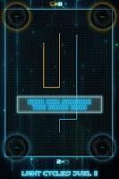 Screenshot of Super Light Cycles Duel 2