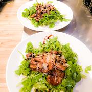 Funghi Nordici  Salad