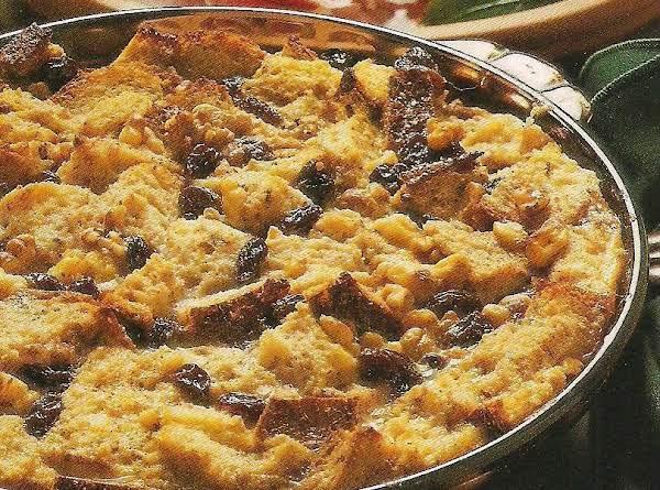 Bread Pudding (budin De Pan)