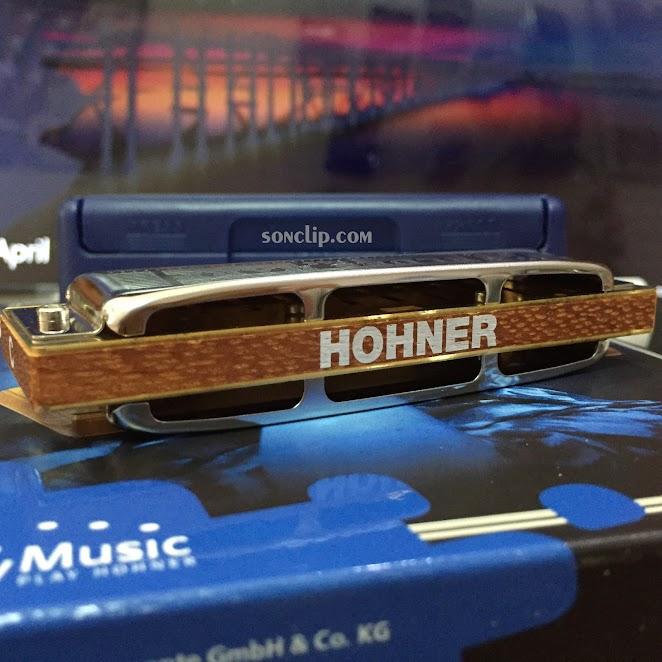 Kèn Harmonica - Hohner Blues Harp MS (key C)