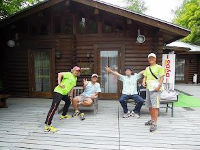 Photo: 今回の重要スタッフ集合! プーヒー、りゅうちゃん、バンスケ、シブジャガ
