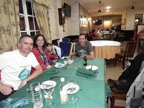 Photo: Antonio, colega motero que subió desde Alcalá de Guadaira para acompañarnos en la última etapa.