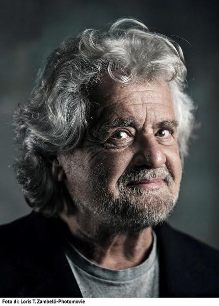 GRILLO CONTRO GRILLO, a febbraio nuovo show per Beppe Grillo
