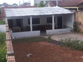 Photo: Foto do dia 19/01/2000 Local onde o Centro Espírita Caminheiros do Bem continua com suas atividades, antes da construção do novo prédio