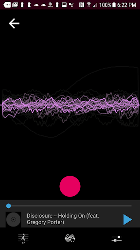 Voloco: Auto Voice Tune + Harmony screenshots 1