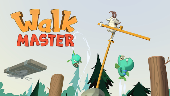Walk Master Screenshot