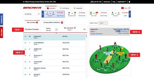 Dream 11 IPL Predication Pro (  2018 Tips & News ) 3.0 screenshots 2