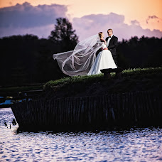 Wedding photographer WOJCIECH CZECH (czech). Photo of 02.10.2015