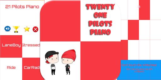 Twenty One Pilots Piano Tiles