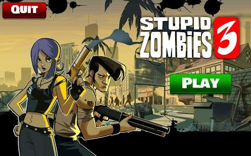 Stupid Zombies 3 - screenshot thumbnail