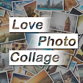 love photo collage