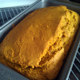 Refined Sugar Free Pumpkin Bread