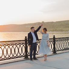 Wedding photographer Alena Kalincheva (Kalincheva). Photo of 28.08.2017