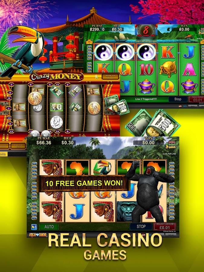 San manuel casino slots