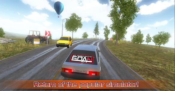 Driving simulator VAZ 2108 SE Premium Apk 1