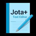 Jota+ (Text Editor) icon