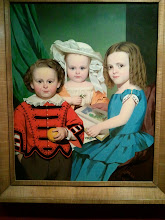Photo: The Turner Children. I was captivated by these patintings