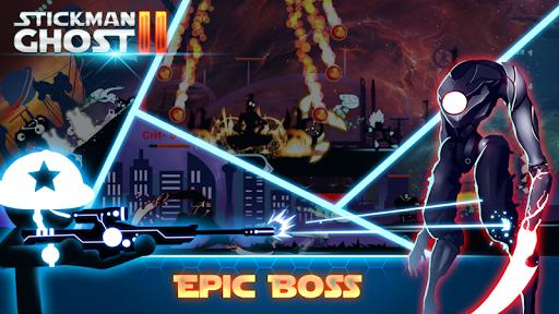 Stickman Ghost 2: Galaxy Wars - Shadow Action RPG 6.6 8