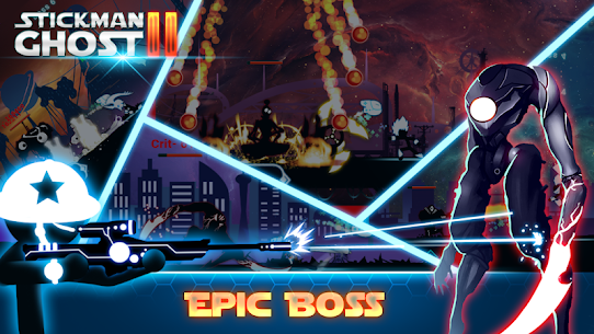 Stickman Ghost 2: Galaxy Wars 6.6 APK Mod [DINHEIRO INFINITO] 8